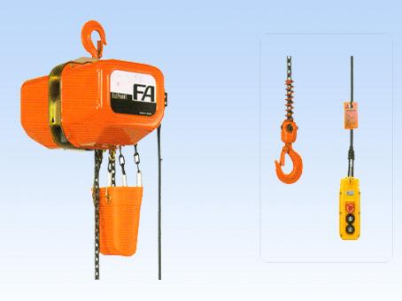 象印fa型电动葫芦 象印fa 型电动葫芦为通用型号,已在世界各领域中